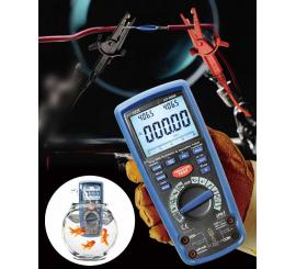 DT 9986 - merač izolačných odporov