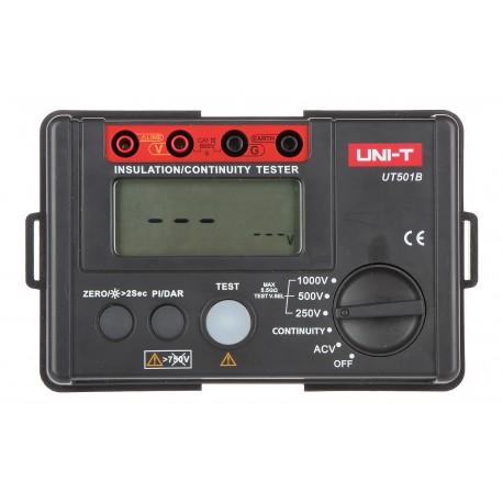 UNI-T UT501B - tester izolačného odporu