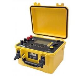 CA 6240 - mikroohmmeter