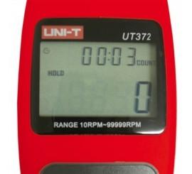 UT372  Otáčkomer