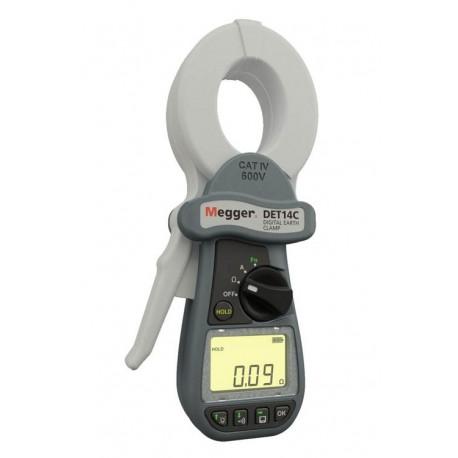 DET14C  merač zemných odporov