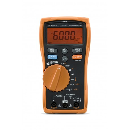 U1233A  multimeter