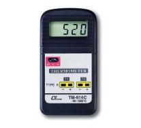 Kontaktné teplomery a snímače teploty