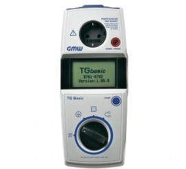 TG basic 1 - tester elek. spotrebičov a elek. náradia