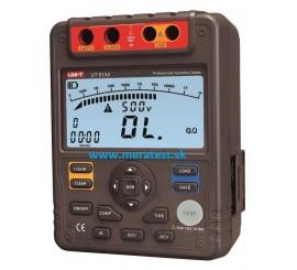UT513A - merač izolačných odporov