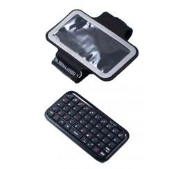 Mini Bluetooth® klávesnica s puzdrom