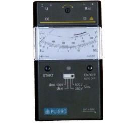 PU 590 - merač izolačných odporov
