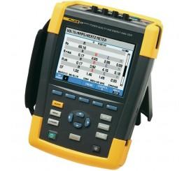 Fluke 435 II - trojfázový analyzátor elektrických sietí