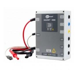 AutoISO-5000  testovací adaptér