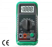 RLC, LC, C ručné merače