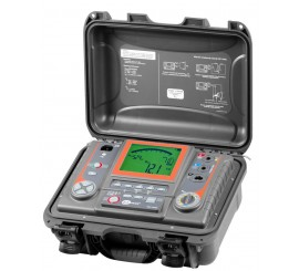 MIC-5005 - merač izolačných odporov
