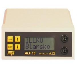 ALF 10 - merač prechodových odporov