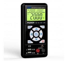 PS2002H - DC prenosný laboratórny zdroj