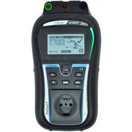 MI 3309 BT DeltaGT - tester el. spotrebičov a el. náradia