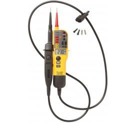 Fluke T130 - skúšačka napätia a prepojenia s LED a LCD