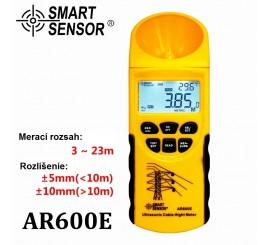AR600E - ultrazvukový merač výšky káblov