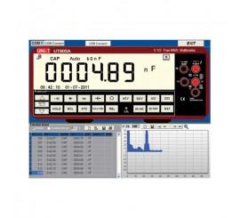 UT805A - stolný multimeter