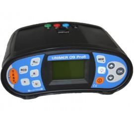 UNIMER 09 PROFI - univerzálny revízny prístroj