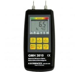 GMH 3810 - digitálny vlhkomer