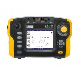 CA 6116N - multifunkčný revízny prístroj