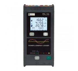 PEL 103 + MA193 + DataView + Tablet - záznamník kvality elektrickej energie