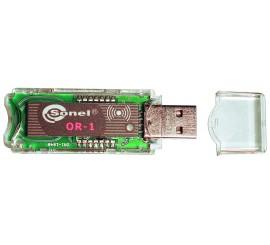 OR-1 prijímač pre rádiový prenos