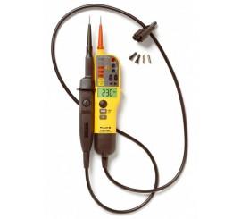 Fluke T150/VDE - skúšačka napätia a prepojenia s LED a LCD