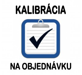 Kalibrácia Eurotest 61557