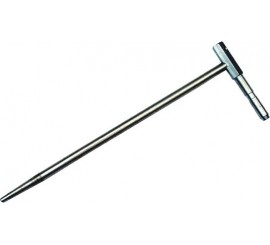 Zemná meracia sonda (tyč), 30 cm
