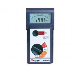 MIT 200 - merač izolačných odporov