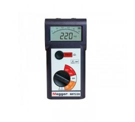 MIT 220 - merač izolačných odporov