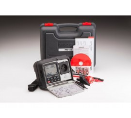 PAT 150R - tester el. spotrebičov a náradia