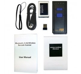 P 9010 - bezdrôtová čítačka čiarových kódov
