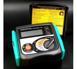 KEW 4118A - merač impedancie slučky