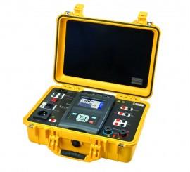 CA 6165 - tester elektrických častí strojných zariadení