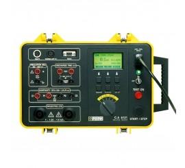 CA 6121 - tester elektrických častí strojných zariadení