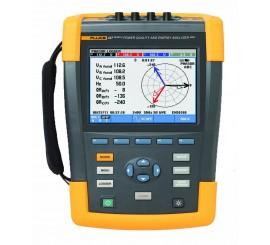 Fluke 437 II - trojfázový analyzátor elektrických sietí