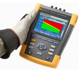 Fluke 438 II - trojfázový analyzátor elektrických sietí
