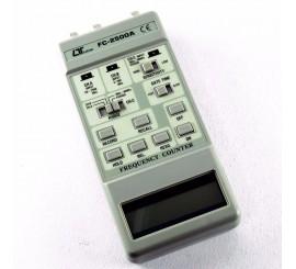 FC 2500A - digitálny čítač frekvencie