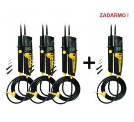 2100-GAMMA 3ks + 1ks Zadarmo! - skúšačka napätia a prepojenia