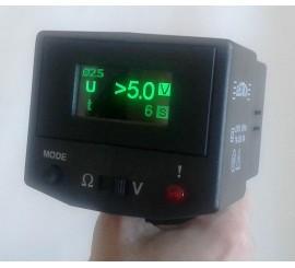 MPO 02 - merač prechodových odporov