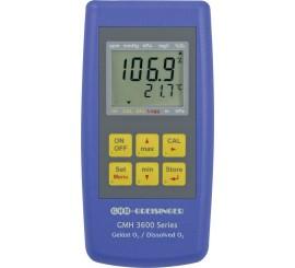 GMH 3611 - oxymeter pre meranie kyslíku