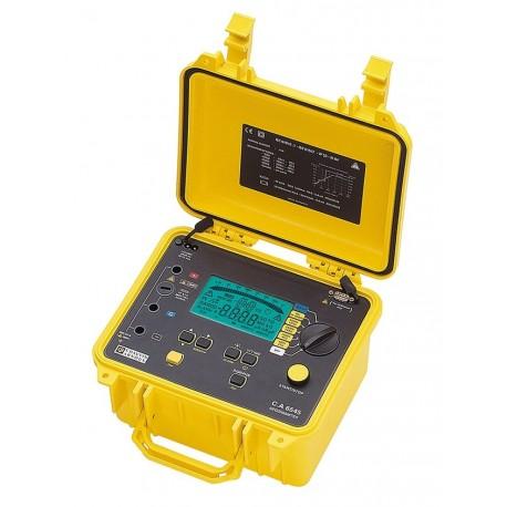 CA 6545 - merač izolačných odporov