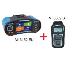 Eurotest XC MI 3152 EU + MI 3309 BT Delta GT - Akciový set