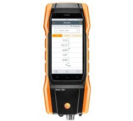 Testo 300 Longlife - Analyzátor spalin (O2, CO až do 15,000 ppm, NO – možnosť doplnenia)