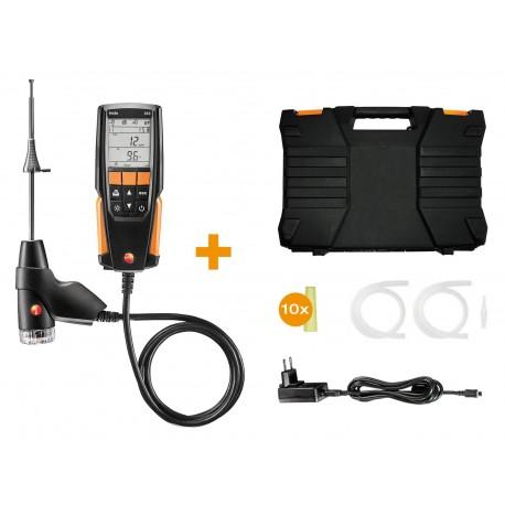 Testo 310 - analyzátor spalín pre začínajúcich servisných technikov