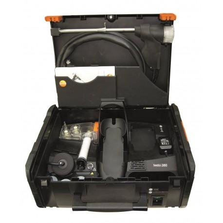 Testo 380 - Analyzátor jemných prachových částic