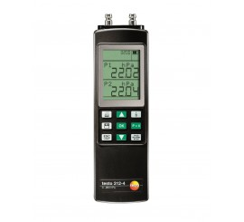 Testo 312-4 - diferenčný tlakomer do 200 hPa