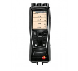 Testo 480 - prístroj na meranie klímy