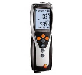 Testo 435-4 - multifunkčný merací prístroj